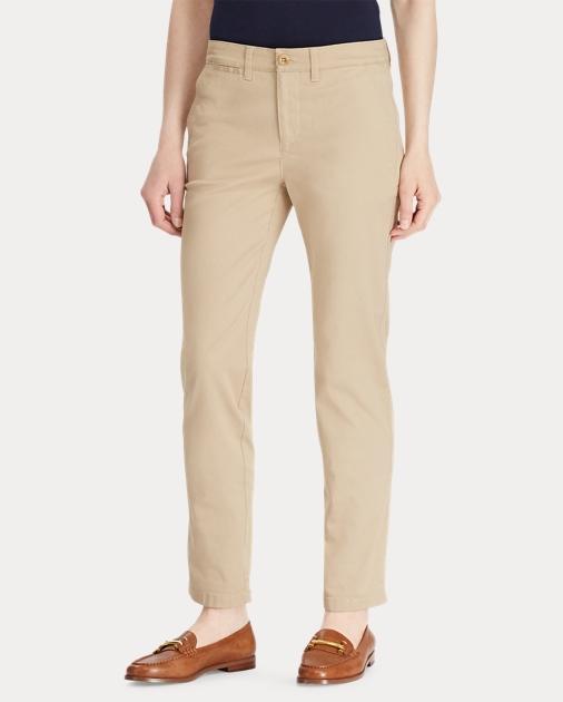Lauren Stretch Cotton Skinny Pant 3