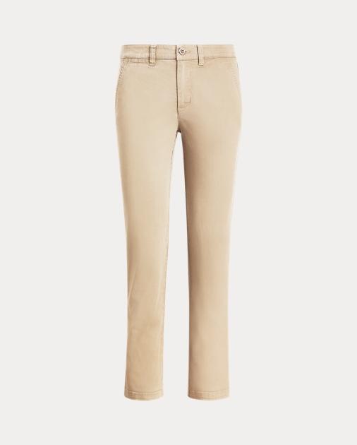 Lauren Stretch Cotton Skinny Pant 1