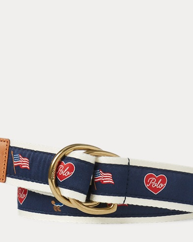 Polo Bear Belt