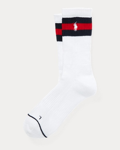 US Open Athletic Crew Socks