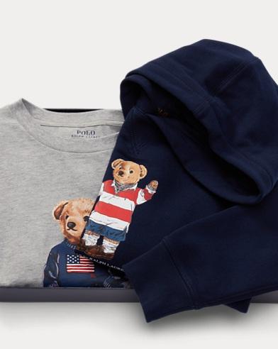 Polo Bear 2-Piece Gift Set