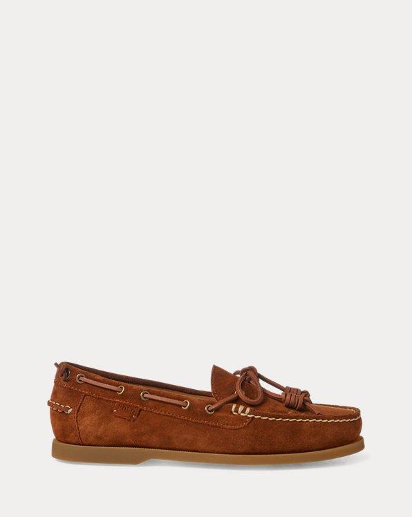 Millard Suede Boat Shoe