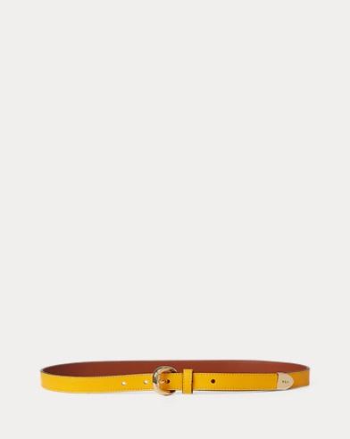 Bennington II Leather Belt