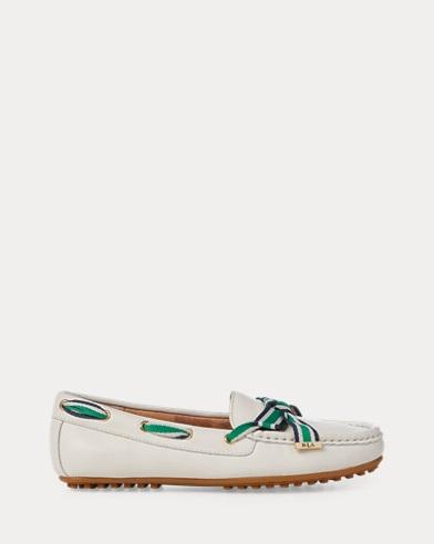 Becka Leather Loafer