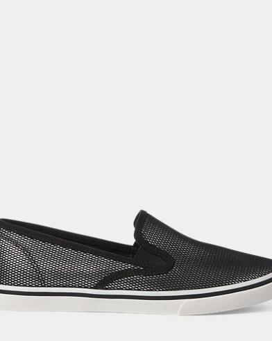 Janis Metallic Slip-On Sneaker