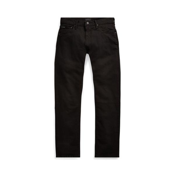 폴로 랄프로렌 Polo Ralph Lauren Varick Slim Straight Jean,Hudson Black