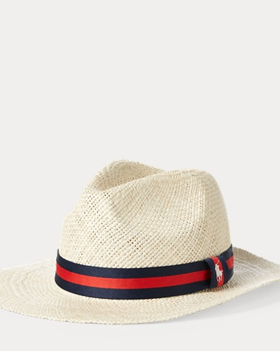 Polo Panama Hat