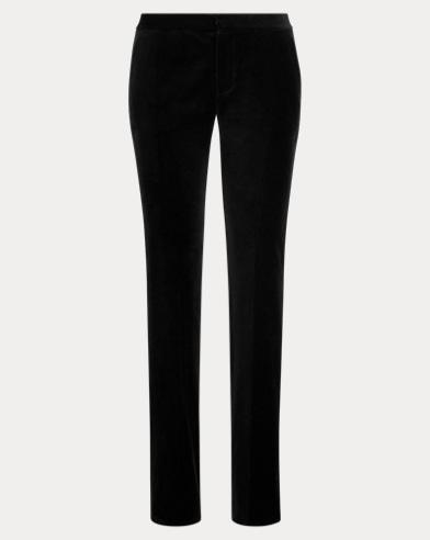 Velvet Straight Pant