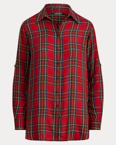 Tartan Twill Shirt
