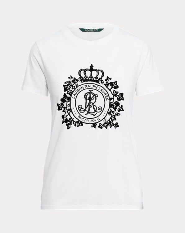 Crest Jersey T-Shirt