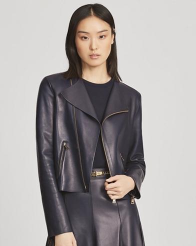 Landry Leather Jacket