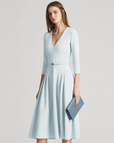 Raeana Wool-Blend Dress