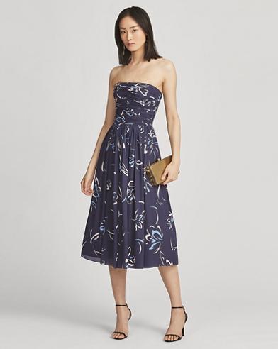 Carren Silk Dress