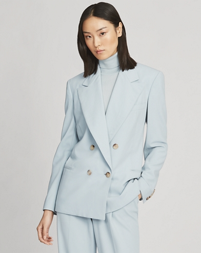 Andela Wool-Blend Jacket