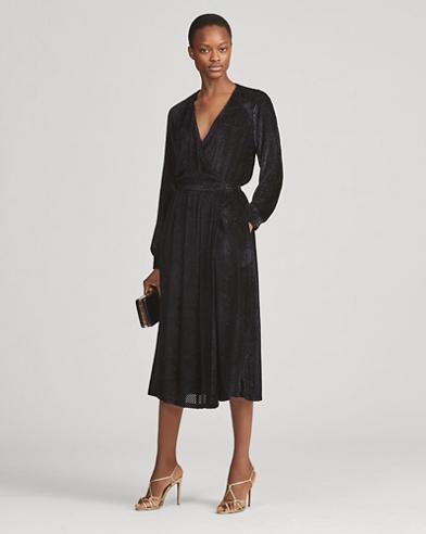 Harmony Velvet Dress