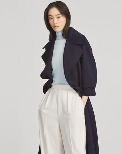 Leonarda Cashmere Coat