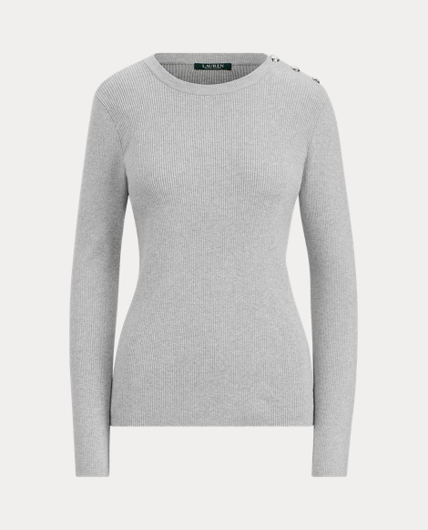 Cotton-Blend Jumper