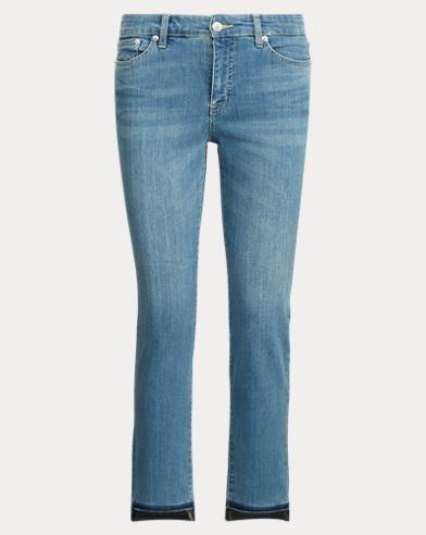 Premier Straight Ankle Jean
