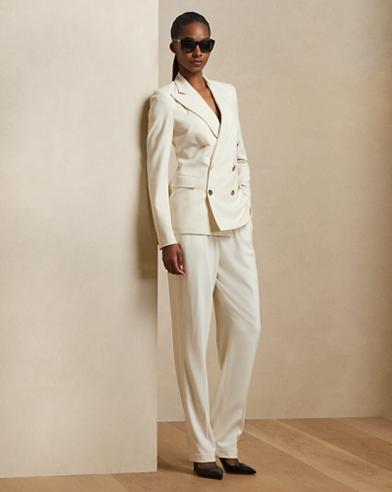 Andela Wool-Blend Pant