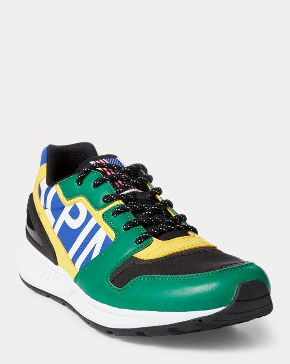 Train 100 Tech-Suede Sneaker