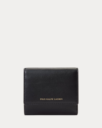 588fe1212f Nappa Leather Wallet. ONLINE EXCLUSIVE. Polo Ralph Lauren. Nappa Leather  Wallet