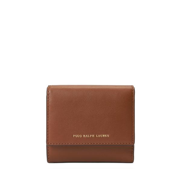 13920a7b2b Pebbled Leather Backpack | New Arrivals Women | Ralph Lauren