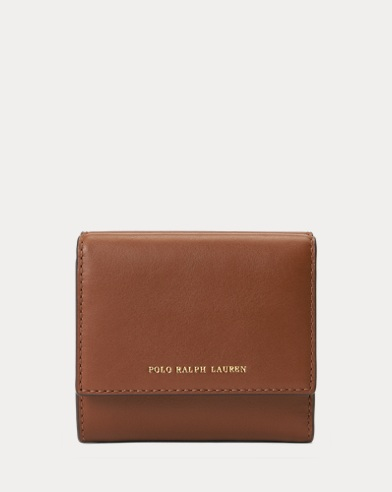 d50a757226 Nappa Leather Wallet. Take 30% Off. Polo Ralph Lauren