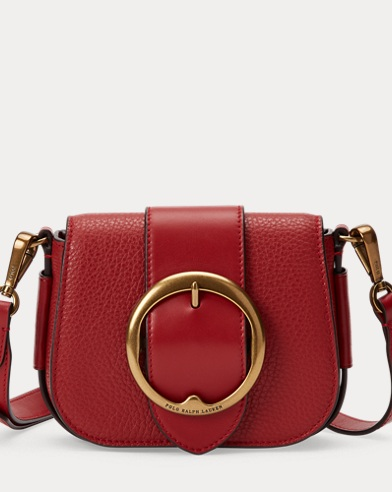 d08173def0 Leather Mini Lennox Bag. Take 30% Off. Polo Ralph Lauren