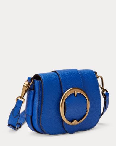 be00fb79ec73 Leather Mini Lennox Bag. Polo Ralph Lauren