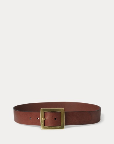 Vachetta Leather Belt