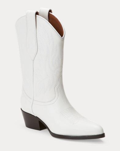 Dayna Vachetta Cowboy Boot
