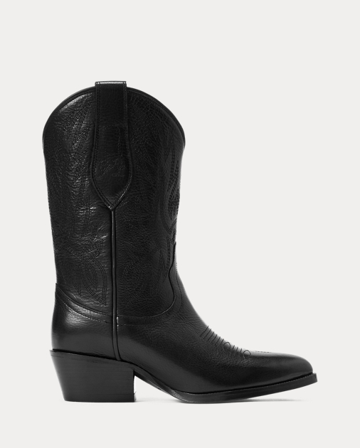 2c2276fd27 Dayna Leather Cowboy Boot