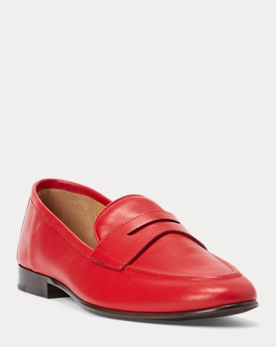 Ashtyn Leather Penny Loafer