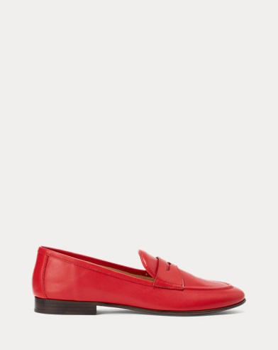 Mocassins penny loafer Ashtyn cuir