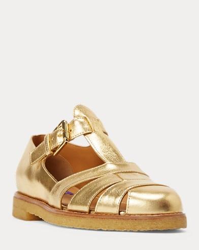 Sidney Calf-Suede Shoe