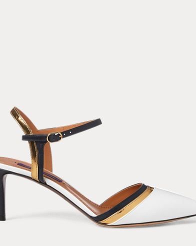 Dinella Calfskin Sandal