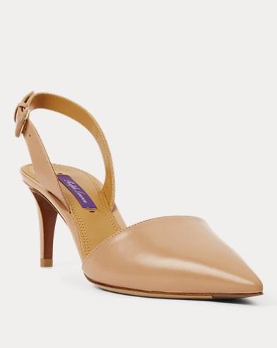 Chaussures Diannah cuir de chèvre