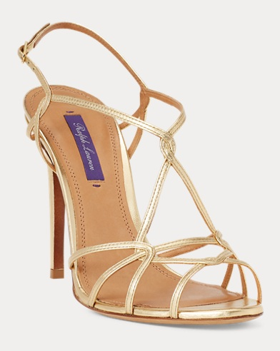 Sandale Bladine aus Lammleder