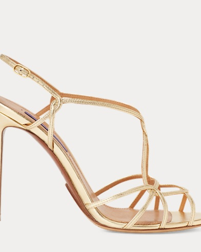 Bladine Lambskin Sandal