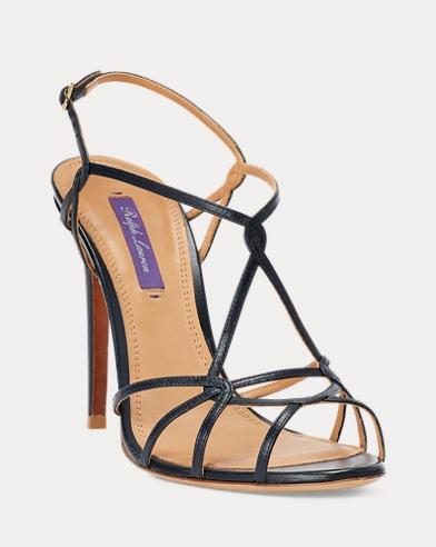 Sandale Bladine aus Ziegenleder