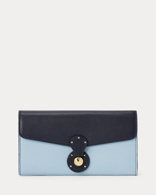 cc46116054a Ralph Lauren Ricky Continental Wallet 1