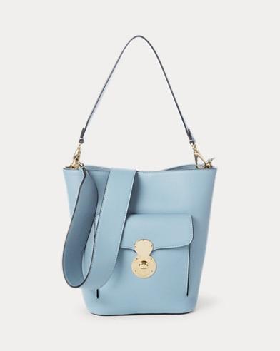 Calfskin Mini Bucket Bag
