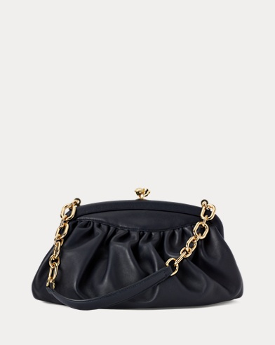 25619623fe Calfskin Evening Bag. Ralph Lauren
