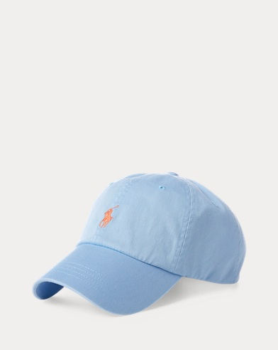 d859e0f7f1c Cotton Chino Baseball Cap