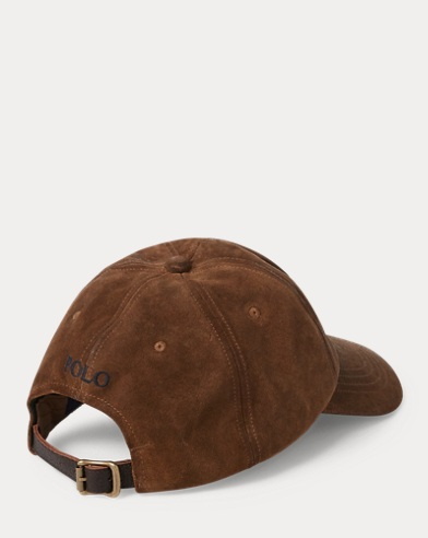 255b56359a2 Suede Baseball Cap. Take ...