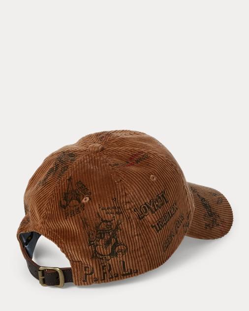 90a93c8ef81c3 Polo Ralph Lauren Corduroy Baseball Cap 2