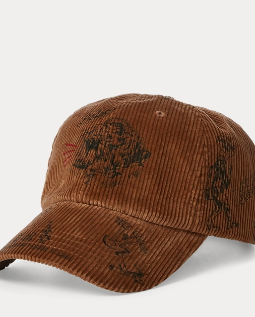 7164129b9 Polo Ralph Lauren Corduroy Baseball Cap 1