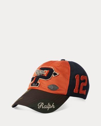Cappellino in stile football
