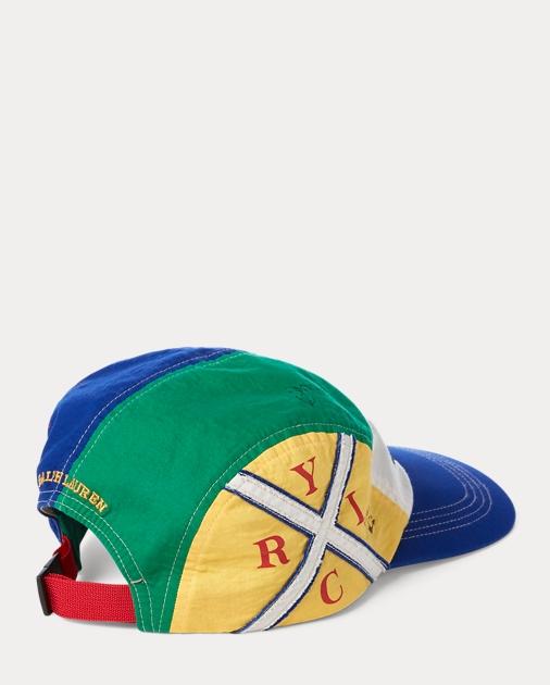 12ee7a44 Polo Ralph Lauren Cross Flags Cotton Cap 2