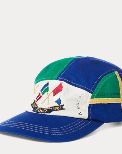 Cross Flags Cotton Cap